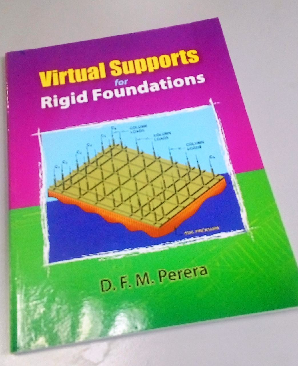 Virtual Supports for Rigid Foundations